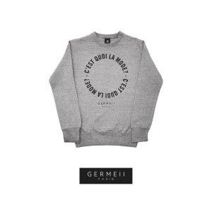 GWD_GERMEII_C'est quoi la mode sweatshirt Grey_01