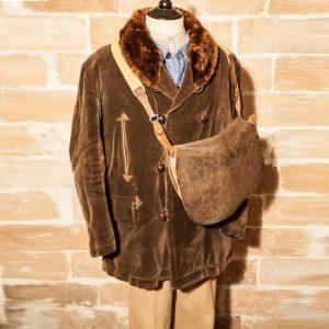 1950s Hunting Canadienne Jacket - www.gentlemensweardaily.com
