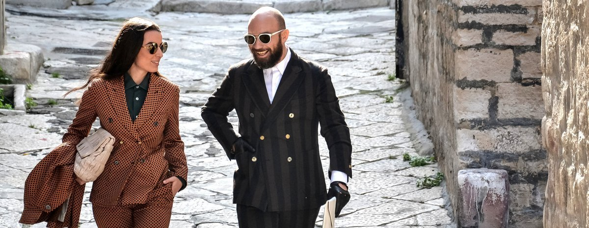 GWD - Mr. & Mr.s Maison - gentlemensweardaily.com