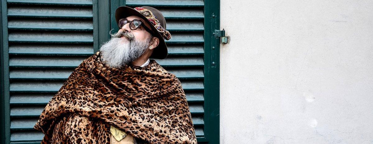 The Swiss Bearded Dandy - gentlemensweardaily.com
